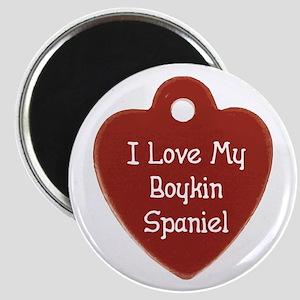 Boykin Tag Magnet