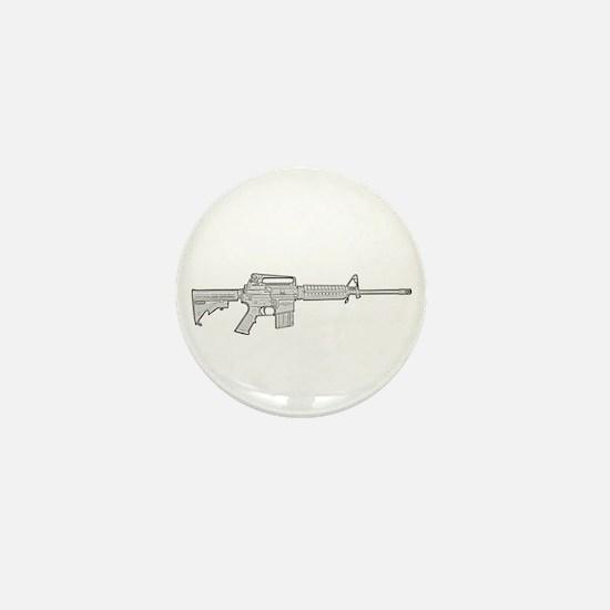 cherry Mini Button