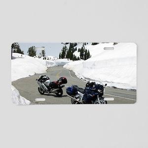 2-1-3500_Img_2646 Aluminum License Plate