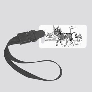 Little Donkey Small Luggage Tag