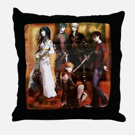 TMI:Shadowhunter(S) - Throw Pillow