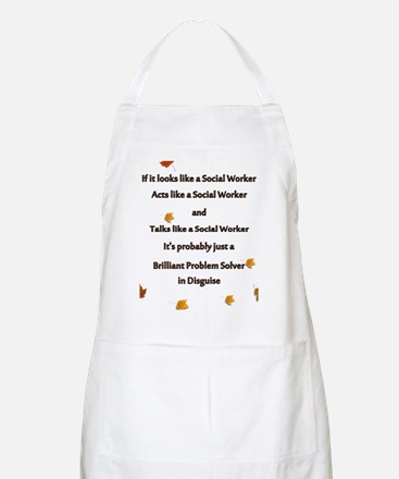 brilliant problem solver 2 Apron