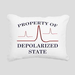 depolar Rectangular Canvas Pillow