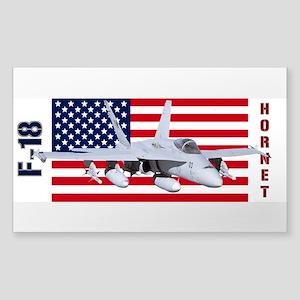F-18 Hornet Sticker