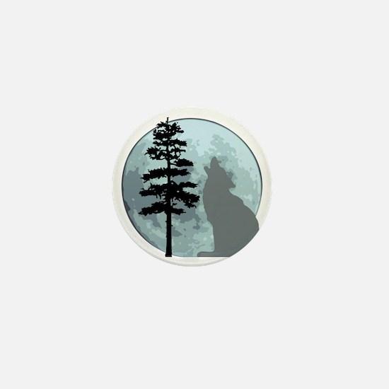 wolfmoongray Mini Button