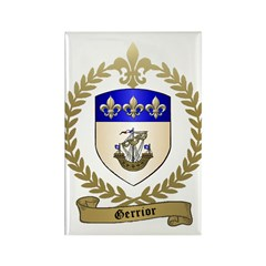 GERRIOR Family Crest Rectangle Magnet