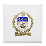 GERRIOR Family Crest Tile Coaster