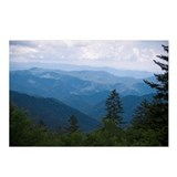 Smoky mountains Postcards