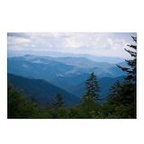 Smoky mountains Postcards