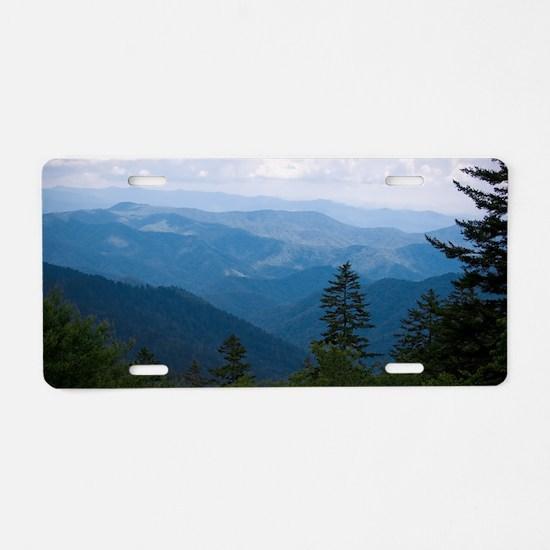 01january Aluminum License Plate