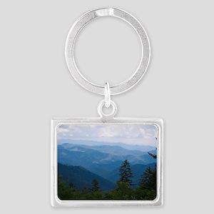 01january Landscape Keychain