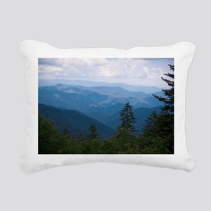 01january Rectangular Canvas Pillow