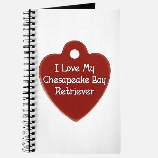 Chessie Tag Journal