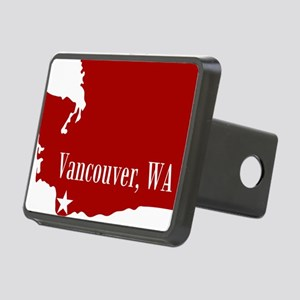WAState Rectangular Hitch Cover
