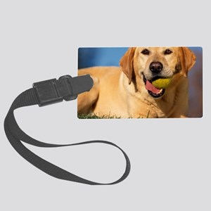 LabTB pillow Large Luggage Tag