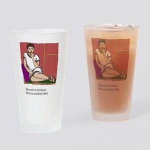 Quintus_col Drinking Glass