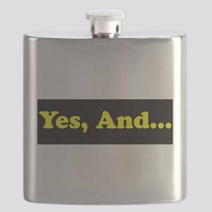 Yes, And... Flask