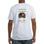 Patrick Cleburne Fitted T-Shirt