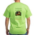 Patrick Cleburne Green T-Shirt