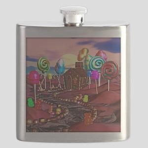 Candyland Flask