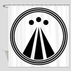 OBOD Shower Curtain