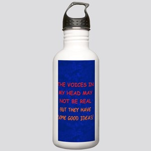 voicesinhead_journal Stainless Water Bottle 1.0L