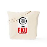 FKU Tote Bag