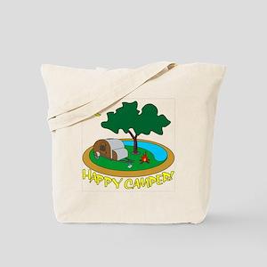 Happy6 Tote Bag