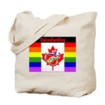 CanadianGay Tote Bag