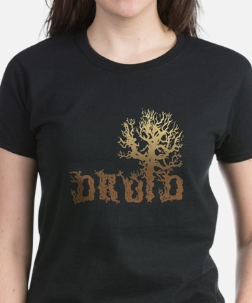 Camo Druid Tree T-Shirt