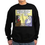 Procrastination Theater Sweatshirt (dark)
