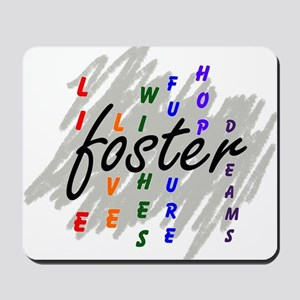 foster... Mousepad