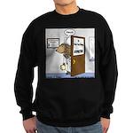 Porcupine Acupuncture Sweatshirt (dark)