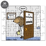 Porcupine Acupuncture Puzzle