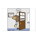 Porcupine Acupuncture Postcards (Package of 8)