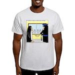Penguin Police Lineup Light T-Shirt