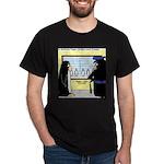 Penguin Police Lineup Dark T-Shirt