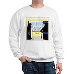Penguin Police Lineup Sweatshirt