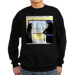 Penguin Police Lineup Sweatshirt (dark)