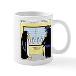 Penguin Police Lineup Mug