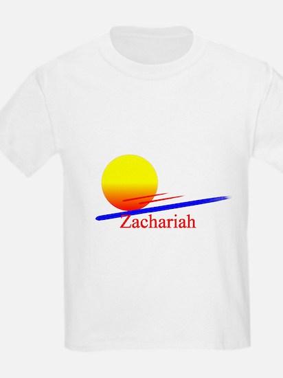 Zachariah Kids T-Shirt