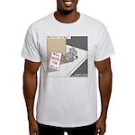 Pavlovs Dog Begging Light T-Shirt
