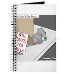 Pavlovs Dog Begging Journal