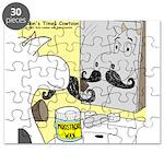 Moostache Wax Puzzle