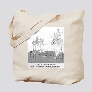 Kind of Limiting Yourselves Tote Bag