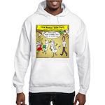 Party Pooper Hooded Sweatshirt