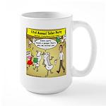 Party Pooper Large Mug