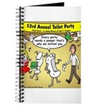 Party Pooper Journal