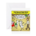 Party Pooper Greeting Card
