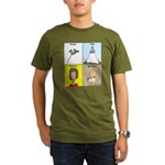 Parsley, Sage, Rosemary and Time Organic Men's T-S